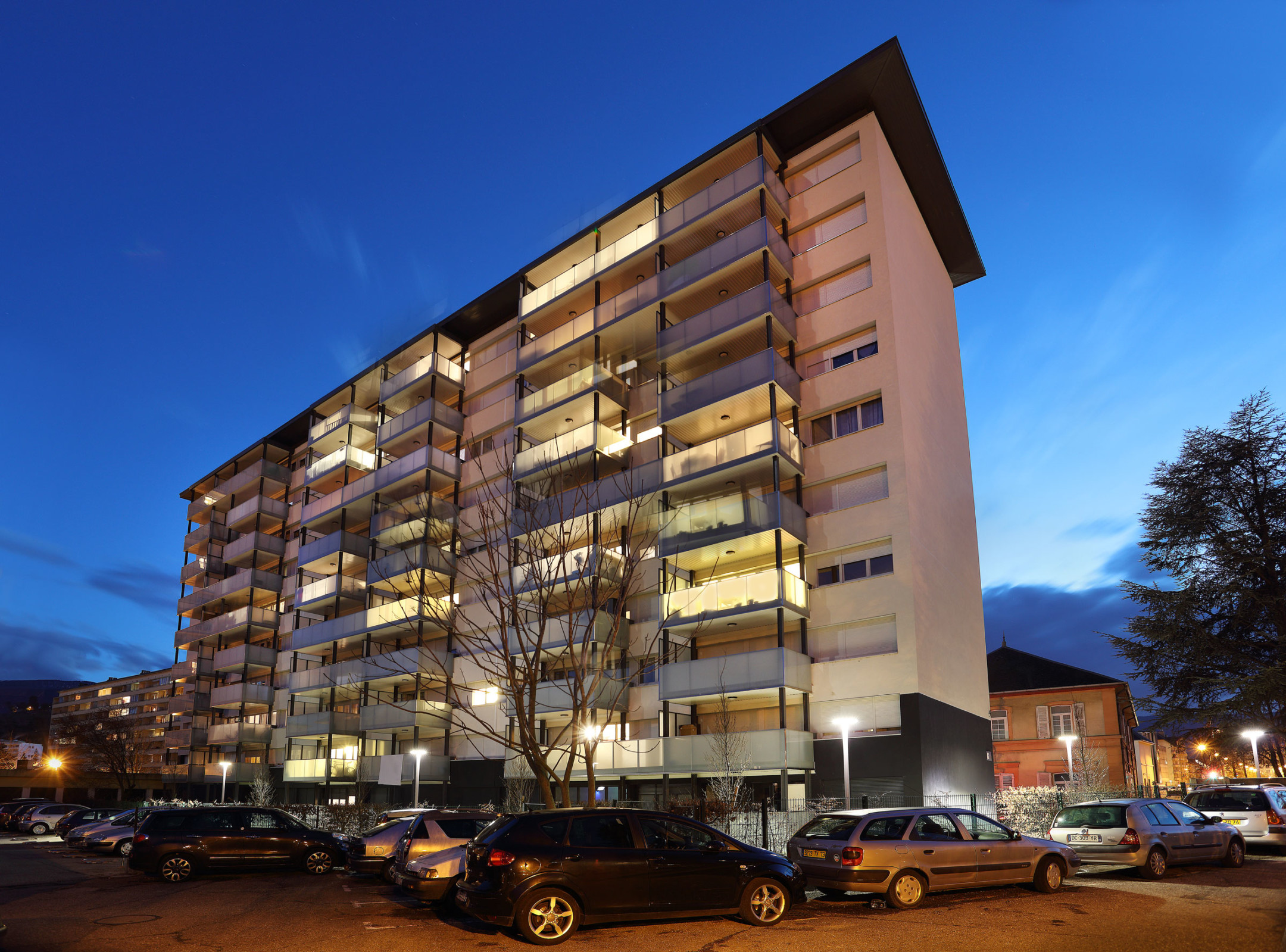 Chambéry centre rénovation